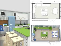 basic kitchen design layouts. Kitchen Design And Floor Plans Created Using RoomSketcher Home Designer Basic Layouts