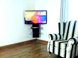 corner wall mount mounted ideas mounts large size of living best wooden tv unit wood stand
