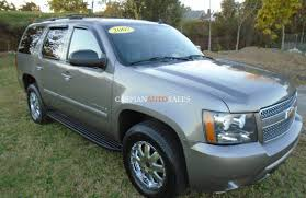 CaspianAutoSalesLLC.com » 2007 Chevrolet Tahoe LTZ 4×4 DVD NAV ...