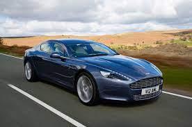 Aston Martin Rapide 2010 2013 Review 2021 Autocar
