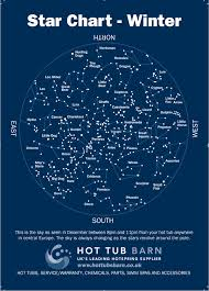 Free Star Chart Winter Star Chart Large Star Chart Constellations Star Sky
