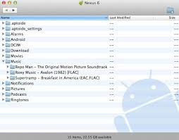 How To Transfer Files From Mac To Android