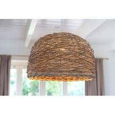 woven pendant light amazing wooden ceiling pendant light with dome shaped grey basket weave shade throughout