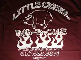 Image result for little creek bbq bangor pa