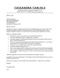 The Best Cover Letters Sample Resume Letters Job Application
