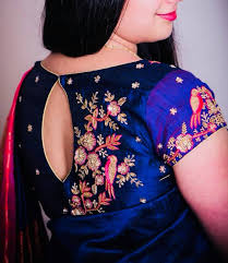Statement Blouse Designs You Are The Style Statement Anamika Strive To Showcase The