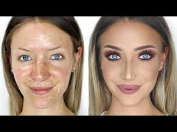 if you have hooded eyes you must know how to do the dome shape flawless face makeupoily skin