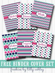Free Printable Binder Templates Free Binder Cover Printables Binder Covers Free Binder