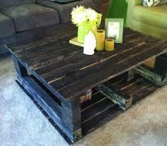 Best 25 Wooden Crate Coffee Table Ideas On Pinterest  Crate Pallet Coffee Table Pinterest