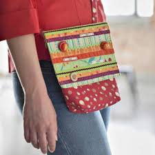Mini Messenger Bag | AllPeopleQuilt.com &  Adamdwight.com
