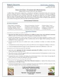 Chef Resumes Examples Chef Resume Examples Free Resume Example Chef