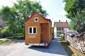 Links Tiny House Projekt Schweiz