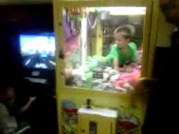 Kid Stuck In Vending Machine Simple Little Kid Stuck In Claw Machine YouTube