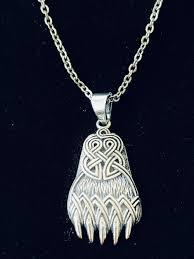 handcast 925 sterling silver celtic