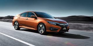 2016 Honda Civic debuts 1.5L VTEC TURBO-6MT combo in China