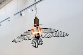Bird Clip Lampshades By Hung Ming Chen Lampshades