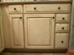 Kitchen Cabinet Paints And Glazes Painting Kitchen Cabinets Antique White With Glaze Www