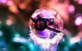 Hình nền Pokemon 3d cute, dễ thương, đáng yêu nhất