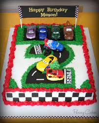 birthday cakes for boys cars.  For Cars Birthday Cakes Gallery  Cake Made This For A Special Little  Boy Turning 2  Cakes In 2018 Pinterest Birthday Birthday Intended For Boys Cars