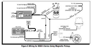 btm msd's newest 6al takes conventional ignitions into the digital age on msd pn 6425 wiring diagram