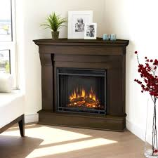 cau 41 in corner electric fireplace