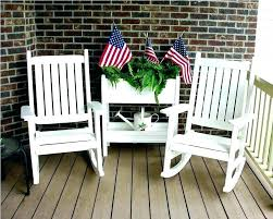 white outdoor rocking chair. Appealing White Outdoor Rocking Chair S Chairs Walmart