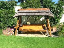 staggering outdoor wooden swing with stand r7120427 swing bench outdoor garden swing with stand swing seat