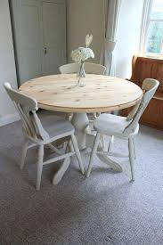 chair shabby chic round dining table and chairs design uk