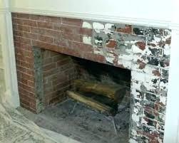 removing brick fireplace replace brick fireplace with tile removing mantel removing brick veneer for fireplace removing brick fireplace
