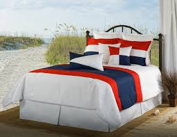red white navy lattitude comforter duvet cover sets american home fashion duvet covers comforters comforter covers sports bedding