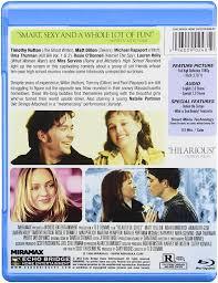 Amazon Beautiful Girls Blu ray Natalie Portman Matt.