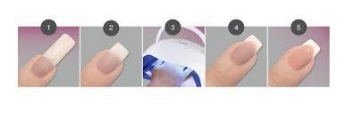 Uv Gel Modelovací French Mléčně Bílý 40 Ml Enii Nails
