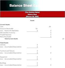Simple Accounts Template Note Receivable Template
