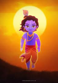 Baby Radha Krishna Cartoon (Page 1 ...