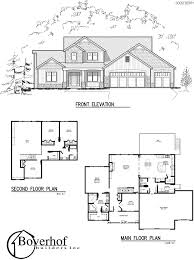 1 5 story house plans with first floor master