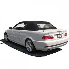 BMW 3 Series bmw 3 series convertible : BMW 3-Series Convertible Top 2000-06 in Black RPC Acoustic Cloth ...