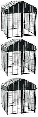 advantek the original pet gazebo outdoor kennel best dog kennels images on from the original pet