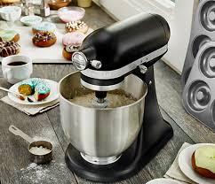 kitchenaid mini mixer. mini footprint mighty power kitchenaid mixer s