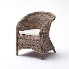 wickerworks rattan bonsun armchair set of rattan chair novasolo e shape 3
