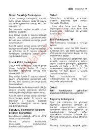 Electrolux ENB35405W8 Buzdolabı - Kullanma Kılavuzu - Sayfa:17 -  ekilavuz.com