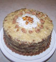 Decorated German Chocolate Cake Beth Anns Decorative Cakes Cookies Page 10