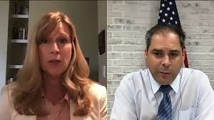 25th congressional district: Rep. Mike Garcia faces Christy Smith in  rematch of May election - ABC7 Los Angeles