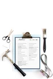 The Ultimate Spring Cleaning Checklist Domestically Creative