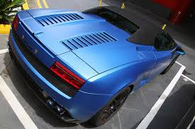 lamborghini gallardo 2014 blue. elevated rear 34 shot of a lamborghinigallardolp5604 lamborghini gallardo 2014 blue g