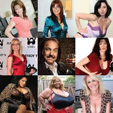 Famous porn stars over 50