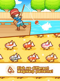 All Magikarp Patterns Mesmerizing Pokémon Magikarp Jump Gudang Game Android Apptoko