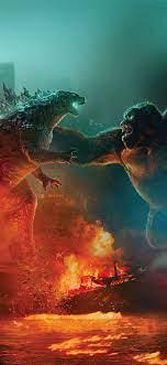 Best Godzilla vs kong iPhone 11 HD ...