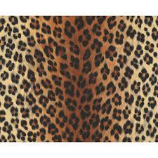 Leopard Pattern Extraordinary AS Creation Leopard Print Pattern Faux Animal Fur Textured Vinyl