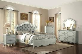 tufted headboard bedroom set acme storage bedroom set with