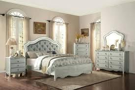 tufted headboard bedroom set acme storage bedroom set with